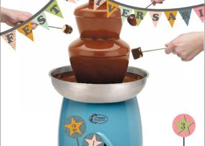 fondue chocolata