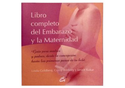 libro completo del embarazo y materniadad 500x500