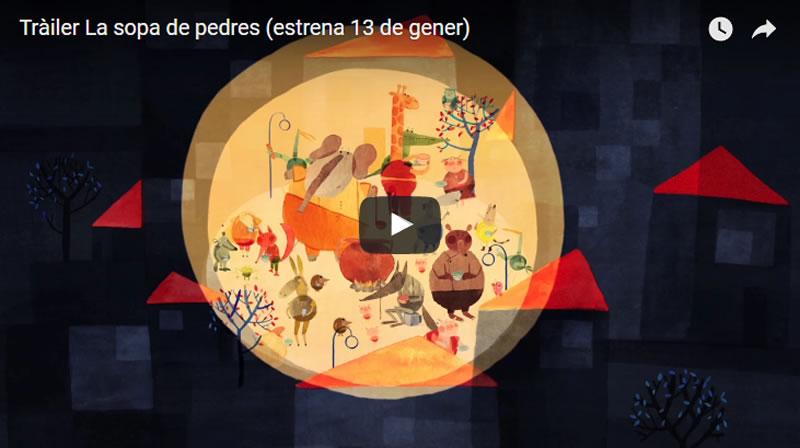 Cinema infantil: Sopa de Pedres