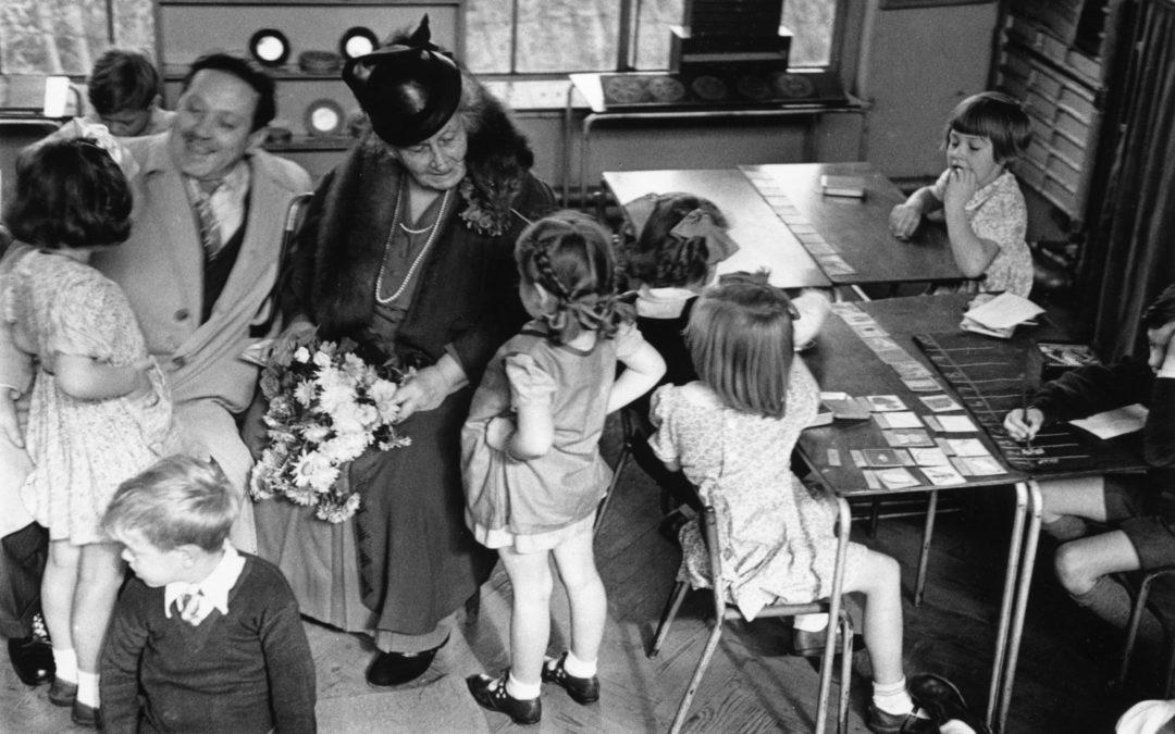Maria Montessori, una lluita pels drets dels infants