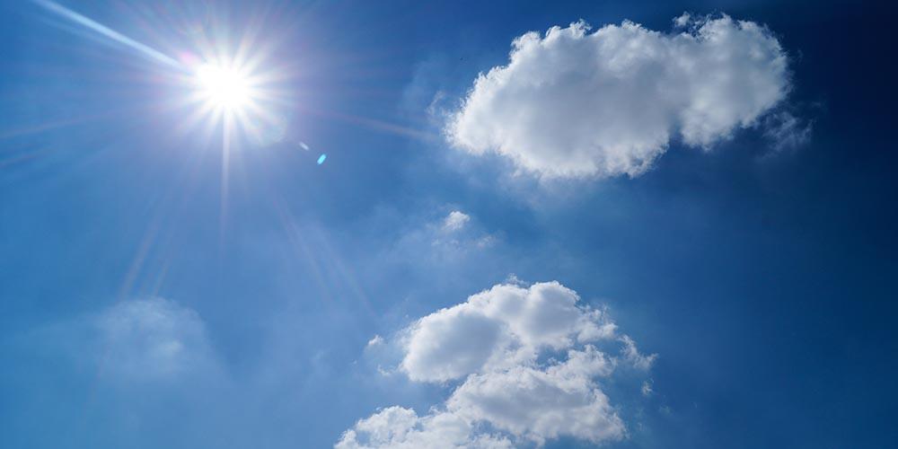 Alimentació per combatre el sol i la calor