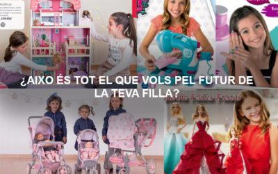 Fes arribar la Campanya per eradicar el sexisme al joc infantil a la teva escola