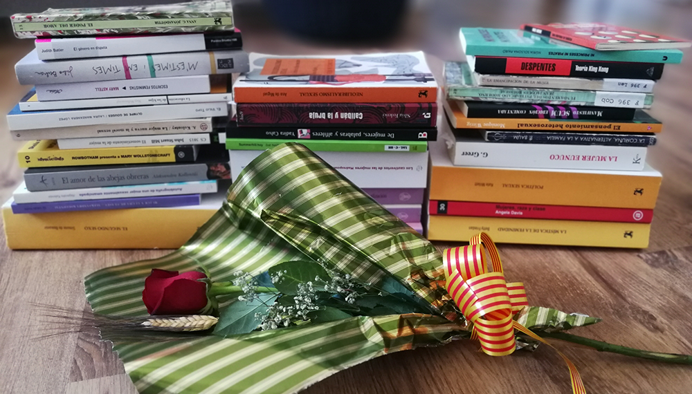 Santa Jordina i Sant Jordi – Reflexions amb perspectiva de gènere