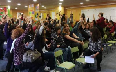 I Trobada vers les Escoles Feministes – Eix pensament