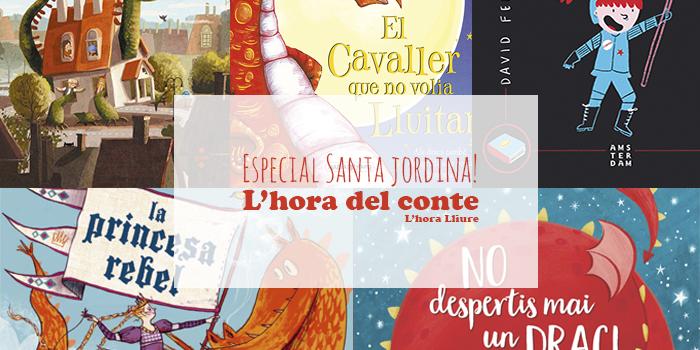 L'hora del conte 12 – Especial Santa Jordina!